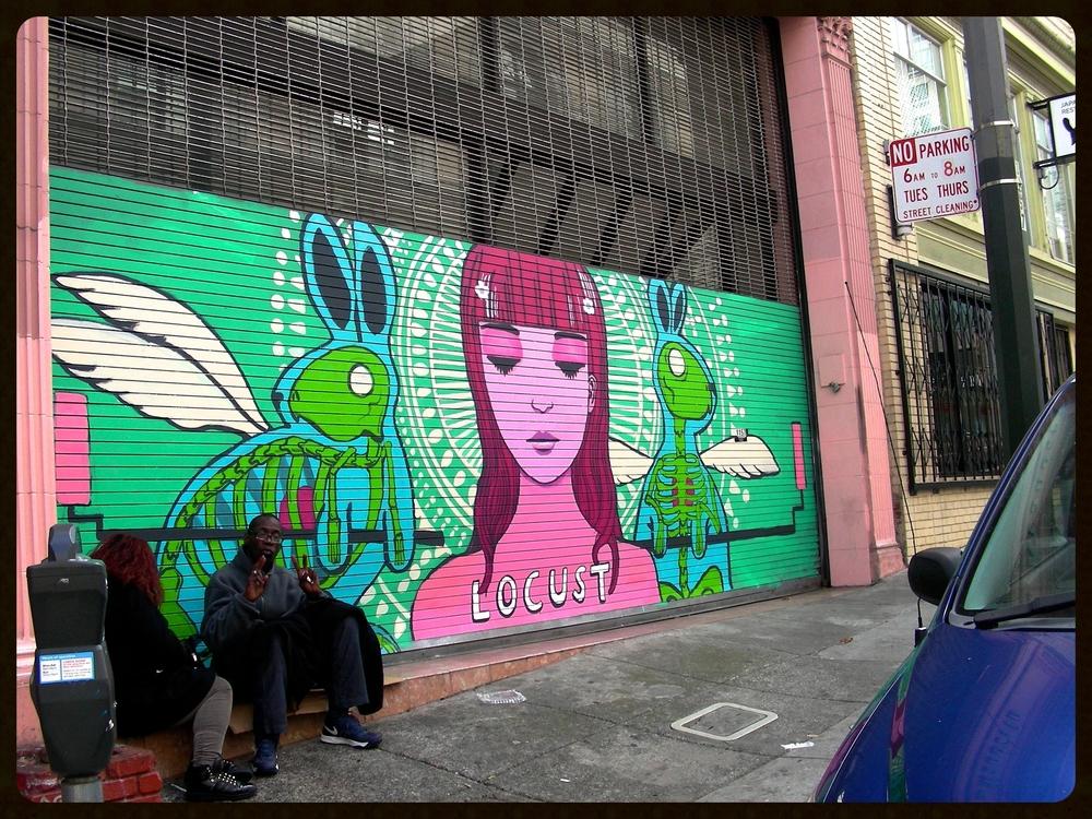 'Japanese Redhead' San Francisco 2014