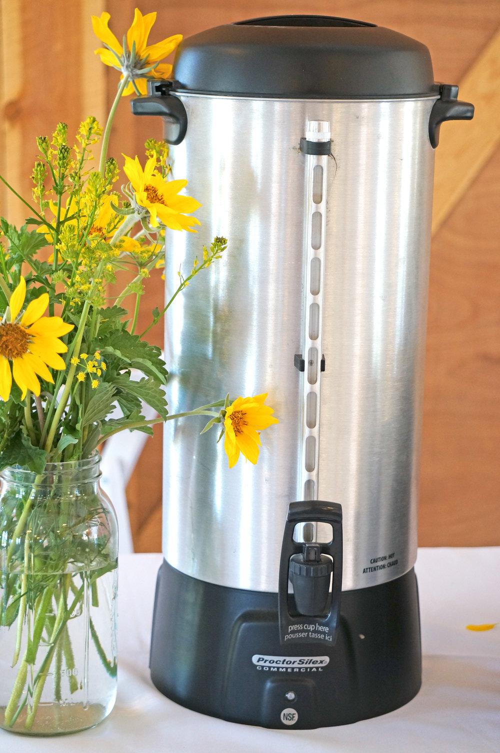 100 cup Coffee Urn - $20