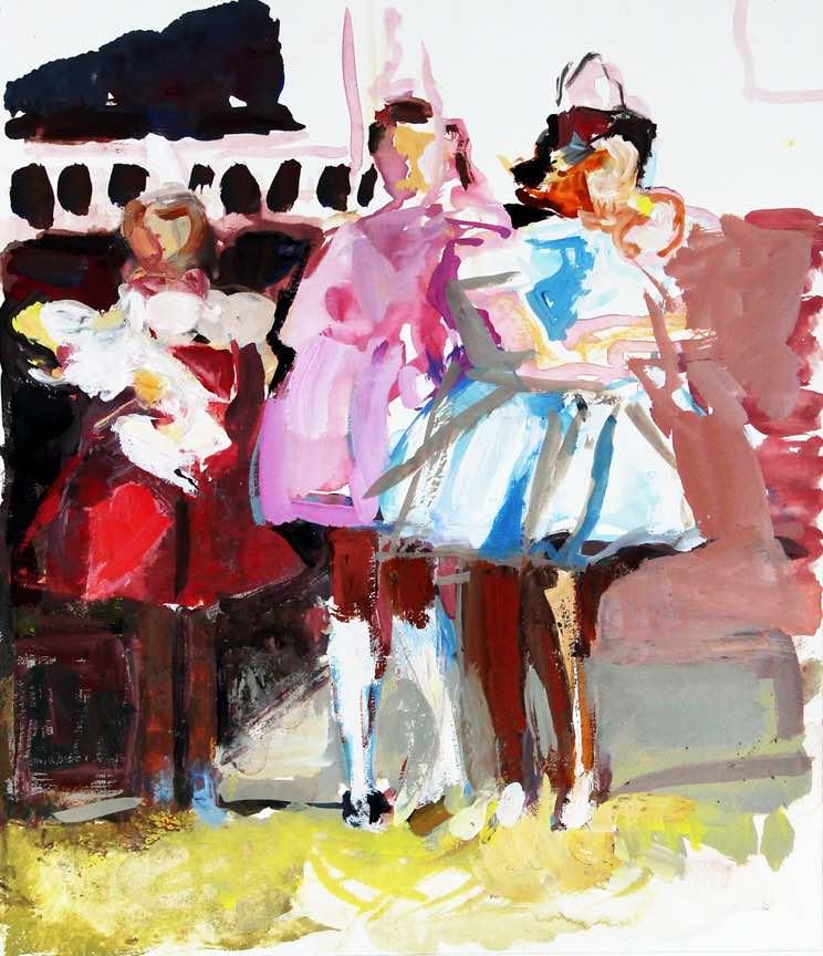 Party Dresses 2, 2015