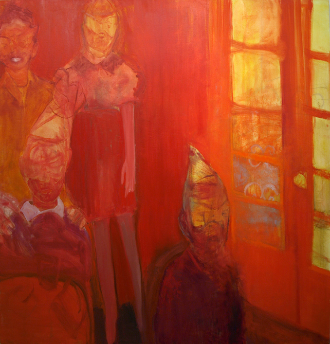 The Red Party Dress, 2008