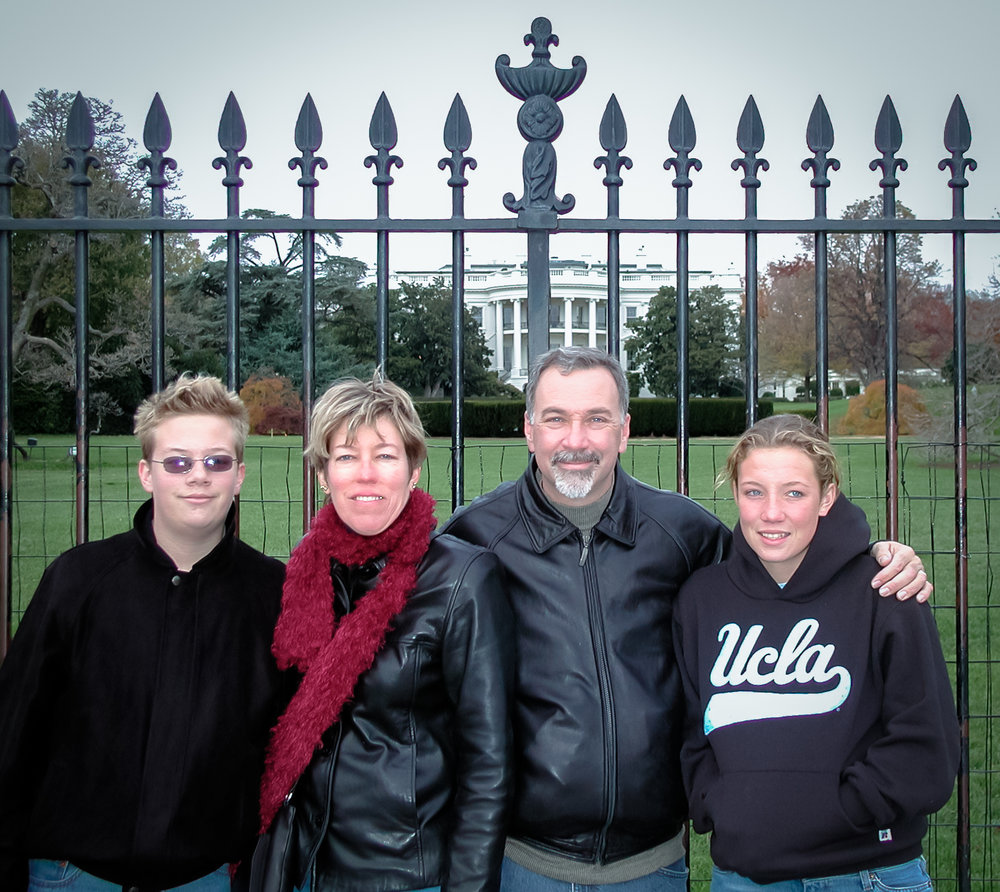 Washington DC isn't what it was when we visited in 2006.