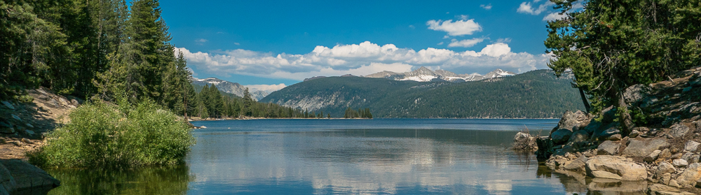 Edison Lake, Sierra National Forest.