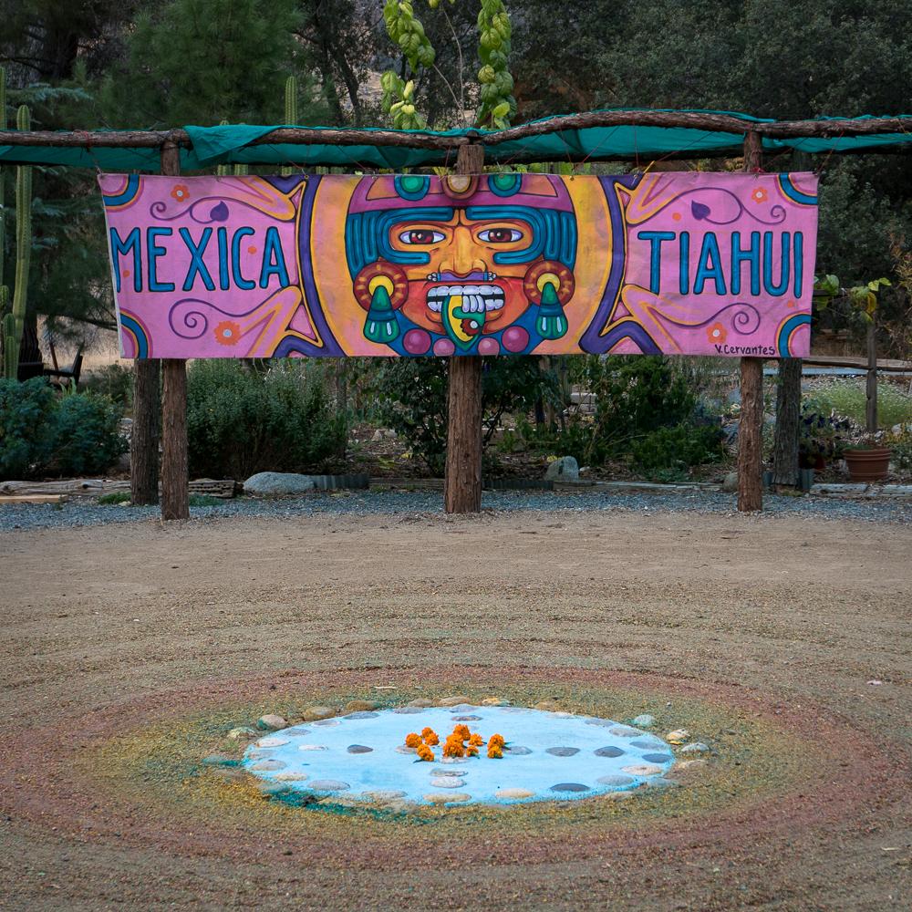 """Go Forward Mexica People"""