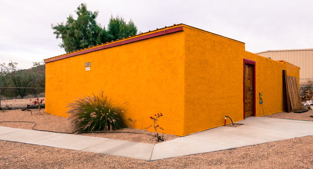 A great little Airbnb in Ajo, Arizona.