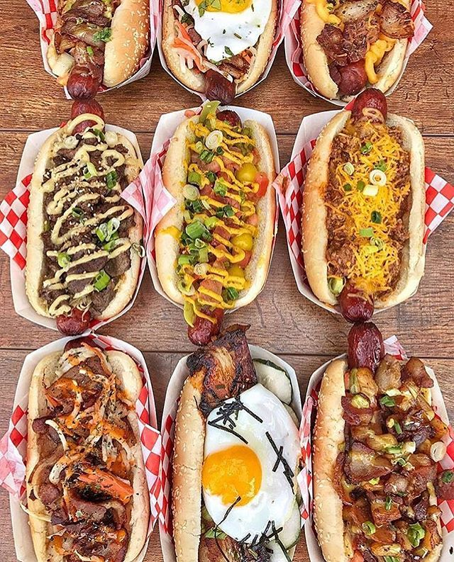 Hot dogs for days 🌭 . . . . . #huffposttaste #instagood #photooftheday #instalike #instadaily #instalove #instafood #foodporn #food #foodgasm #amazing #eeeeeats #picoftheday #love #gameday #sportsfood #foodblogger #eattheworld #alwayshungry #foodgawker #spoonfood #f52grams #eatmunchies #buzzfeedfood #foodphotography #todayfood #hotdog #mlbfood