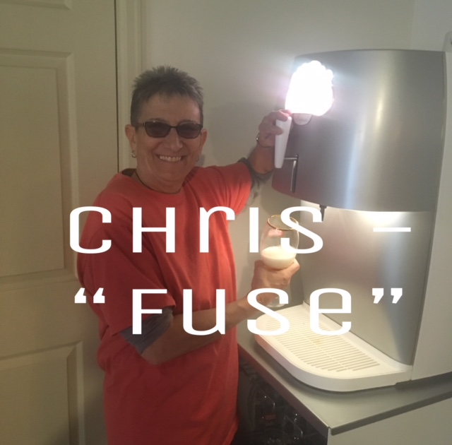 Chris Scott - Profile