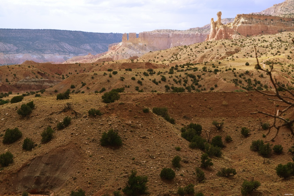 Ghost Ranch, Kingdom in the Distance