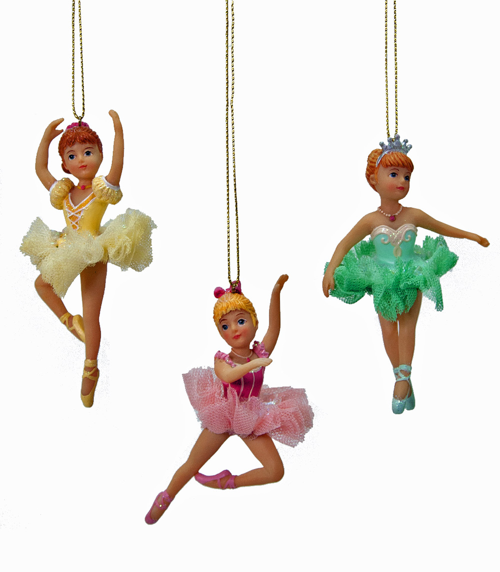 First Recital Ornament - Assortment Of 3  22-524707