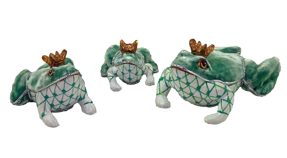 Frogs - Set Of 3  28-530619