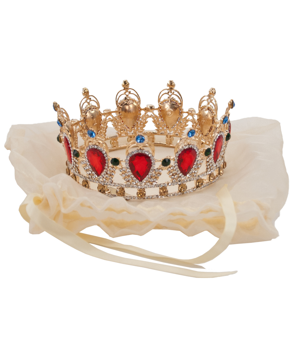 Jeweled Crown - Multi  28-628225