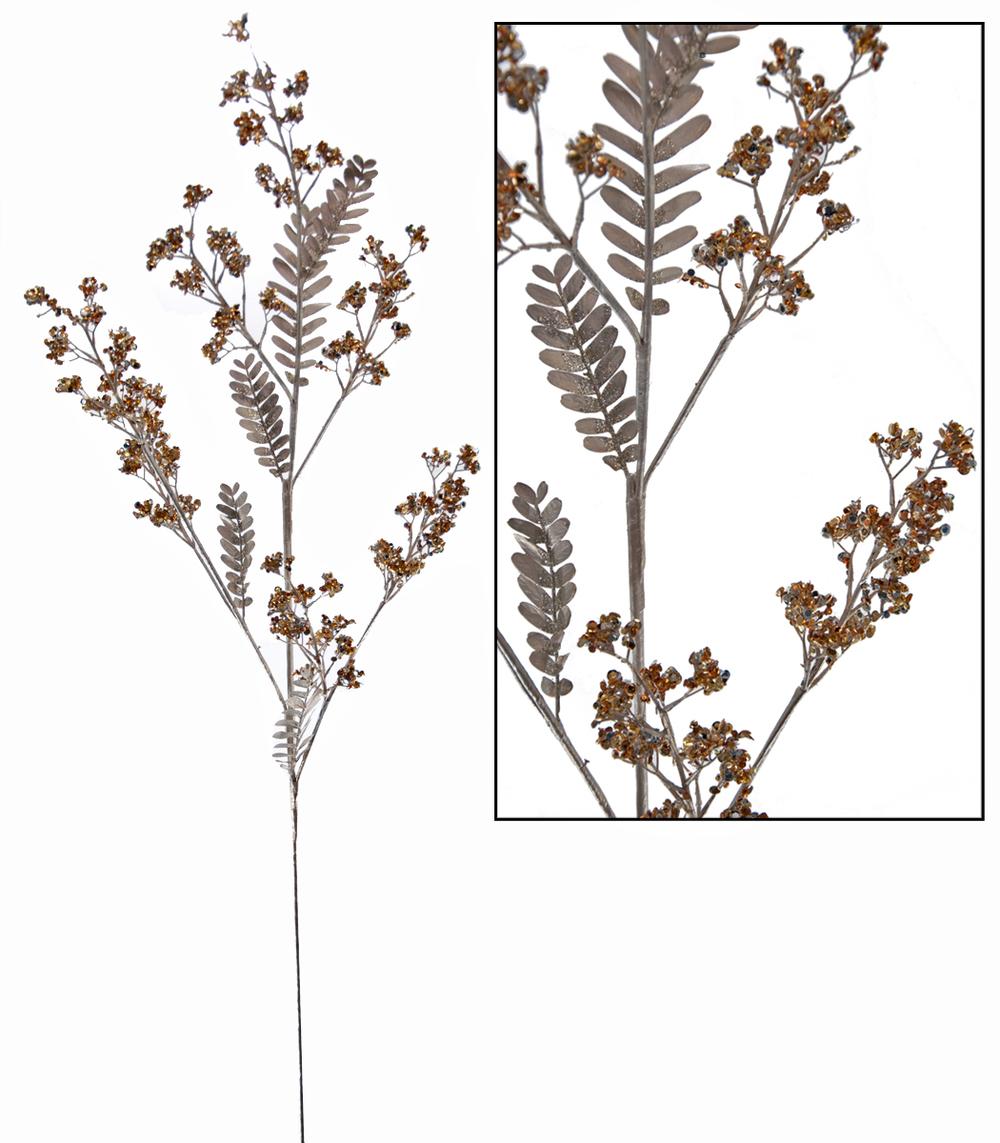 Viburnum Branch-Tiffany/Gold  10-651003