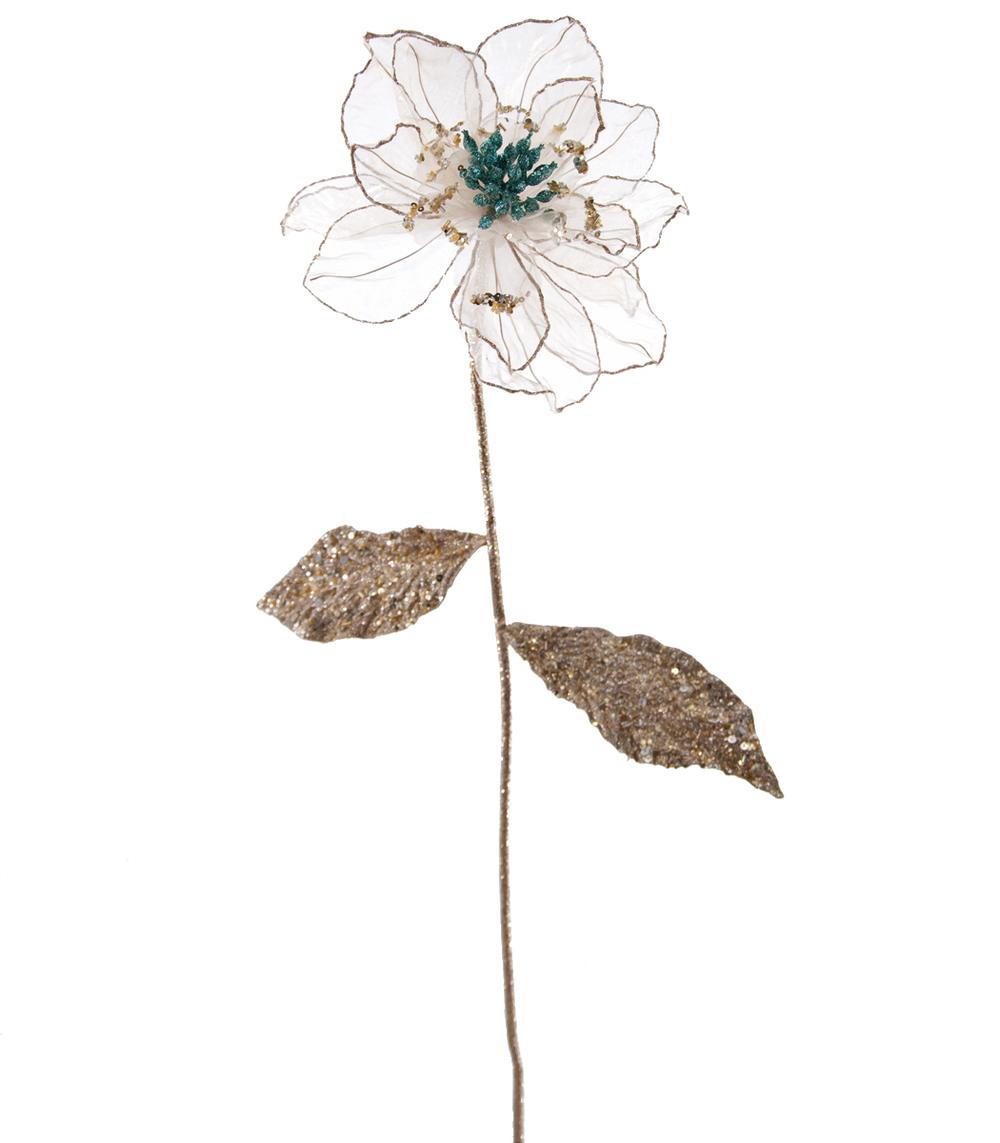 Sheer Floral Stem  11-611058
