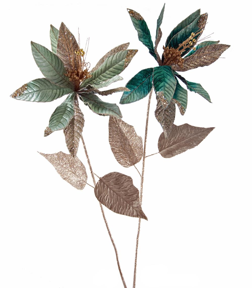 Celestial Poinsettia 2A  11-611089