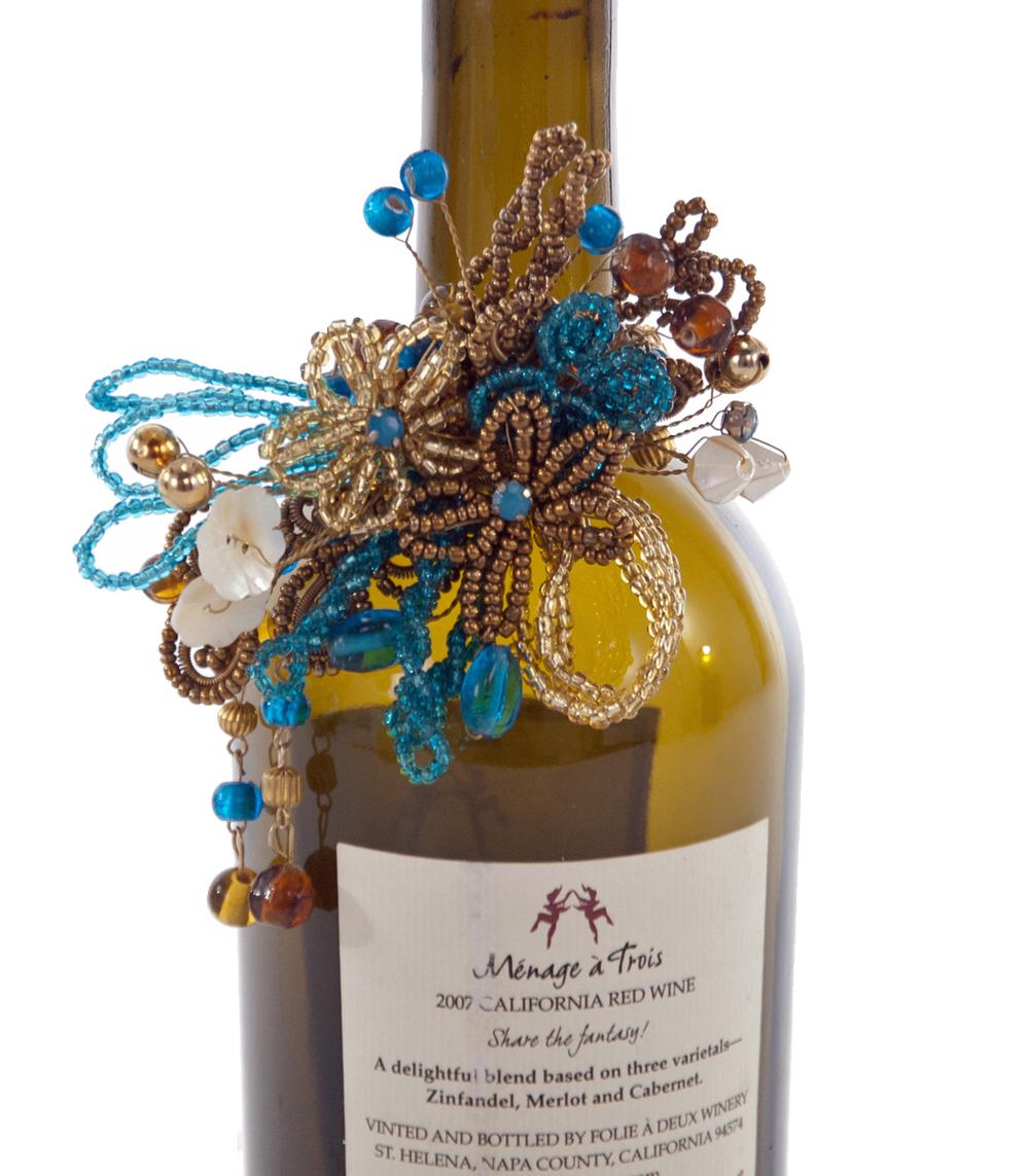 Celestial Wine Bottle Jewelry  14-614036