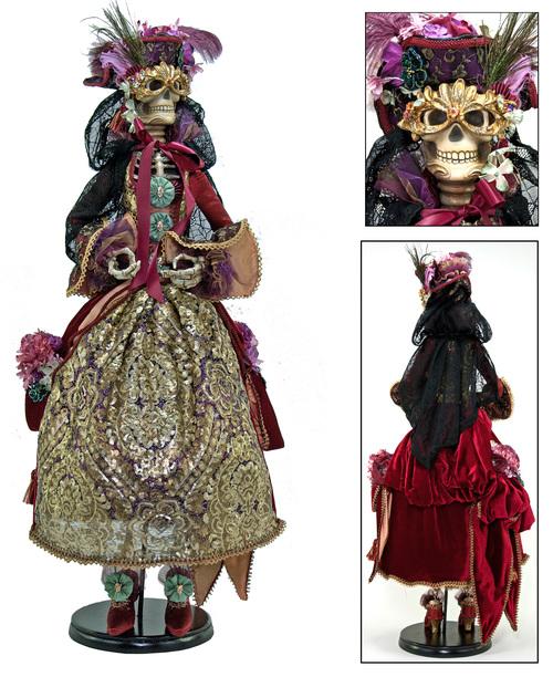 Lucretia Caravello from Venetian Masquerade