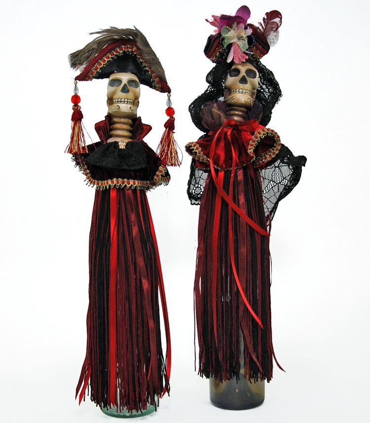 Venetian Wine Tassel from Venetian Masquerade