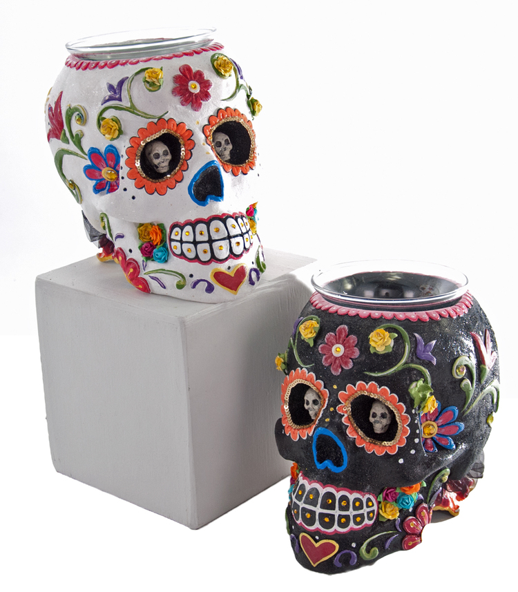 Skull Vase from Frida Love