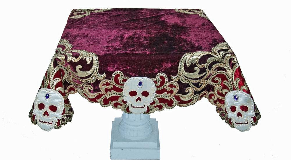 Venetian Overlay from Venetian Masquerade
