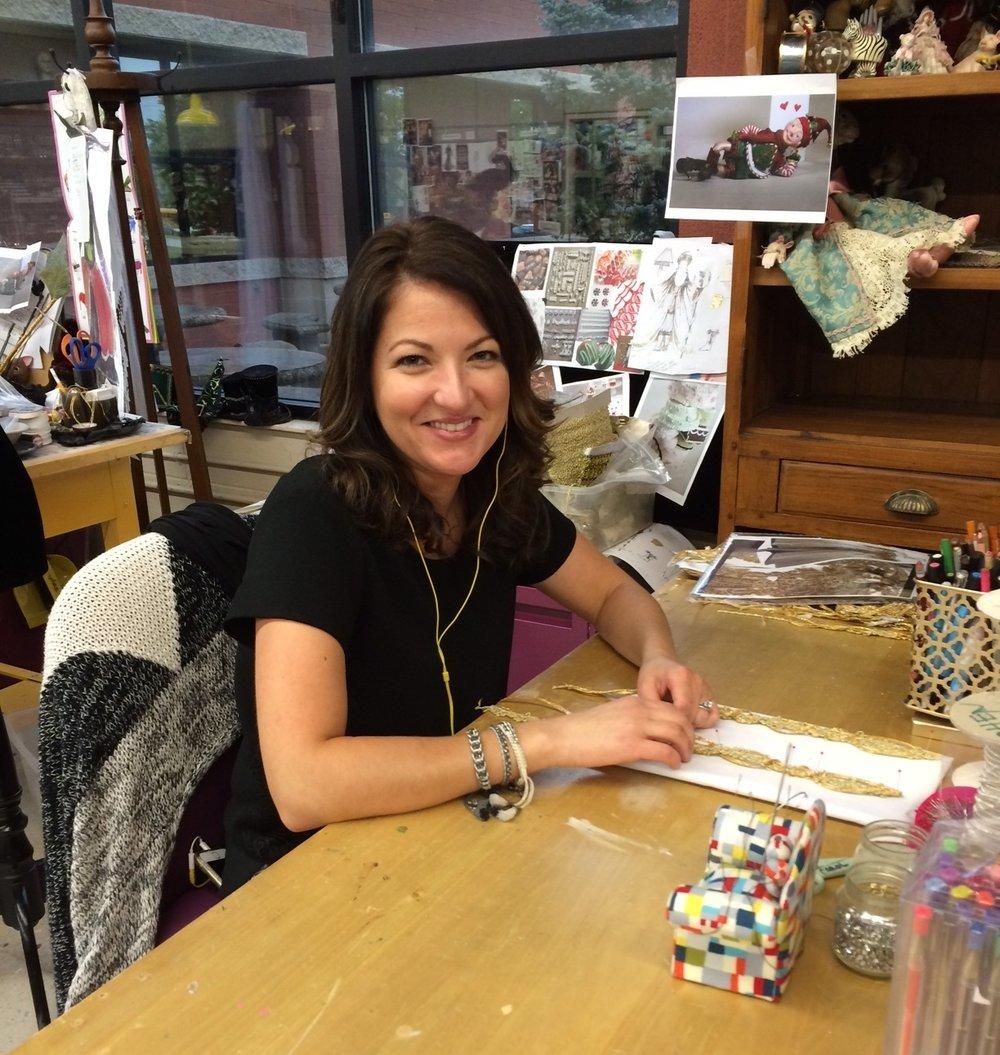 Carol Volpe-Yagersz KC Designer