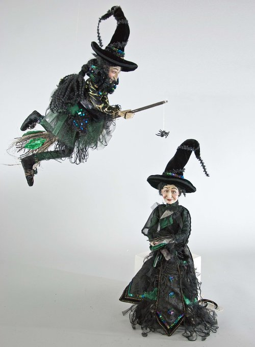 Witch Dolls 2A - 18 inch 11-711268
