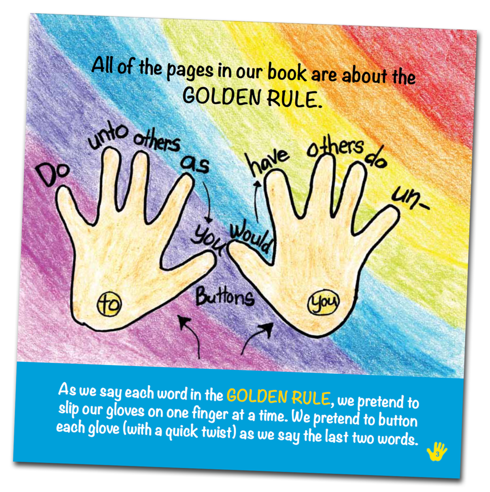 The Golden Rule Our Golden Gloves