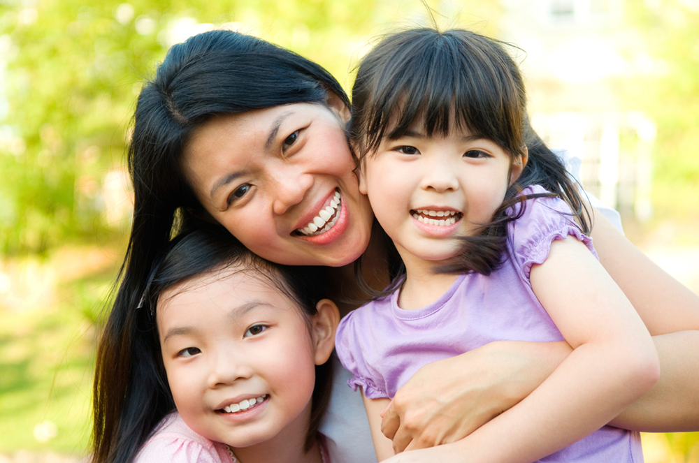 Dental Care for the Entire Family   Success depends on love and support.