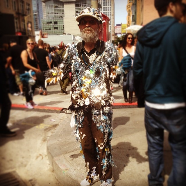 #howweird #sf #blockparty #streetstyle #festival