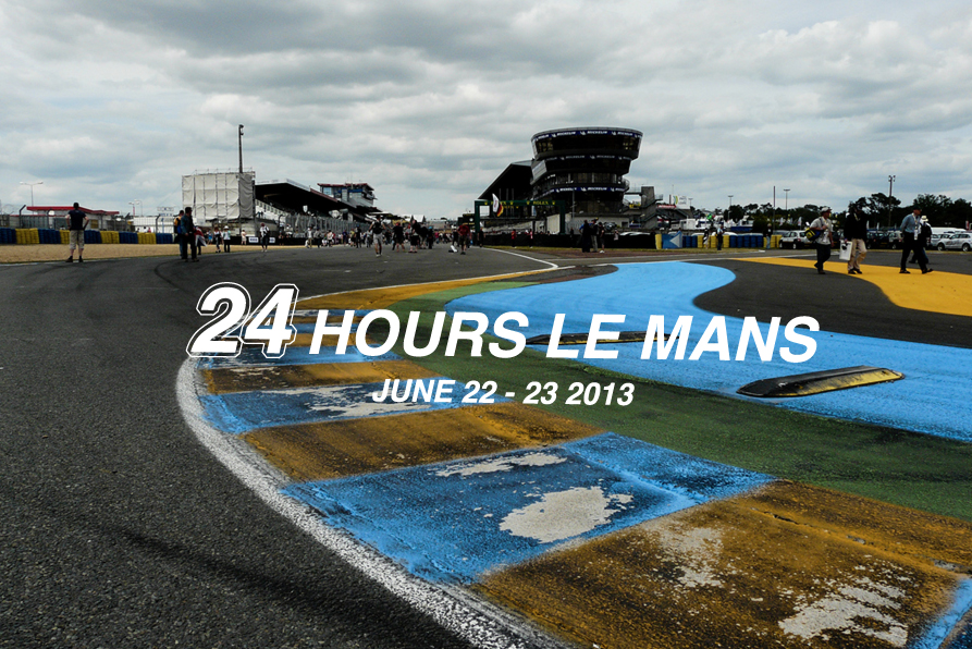 This weekend is the 90th anniversary of the Le Mans 24 hour endurance race! Starts June 22 3pm (CET), ends June 23 3pm (CET).   Watch it here:  Speed TV  stream,  Le Mans site ,  Audi's race team stream .   photo credit: Chris Besset