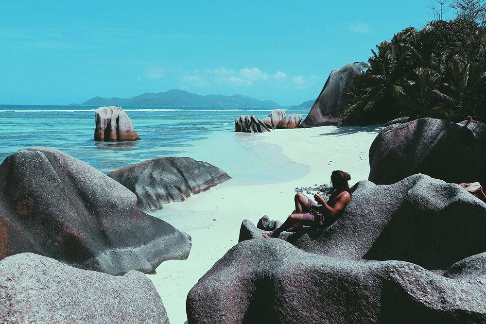 LiveFAST Travelogue: Madeline Relph & Jourden Bowen In The Seychelles