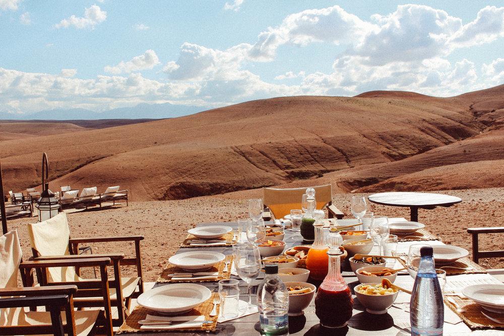 Scarabeo Desert Camp Morocco