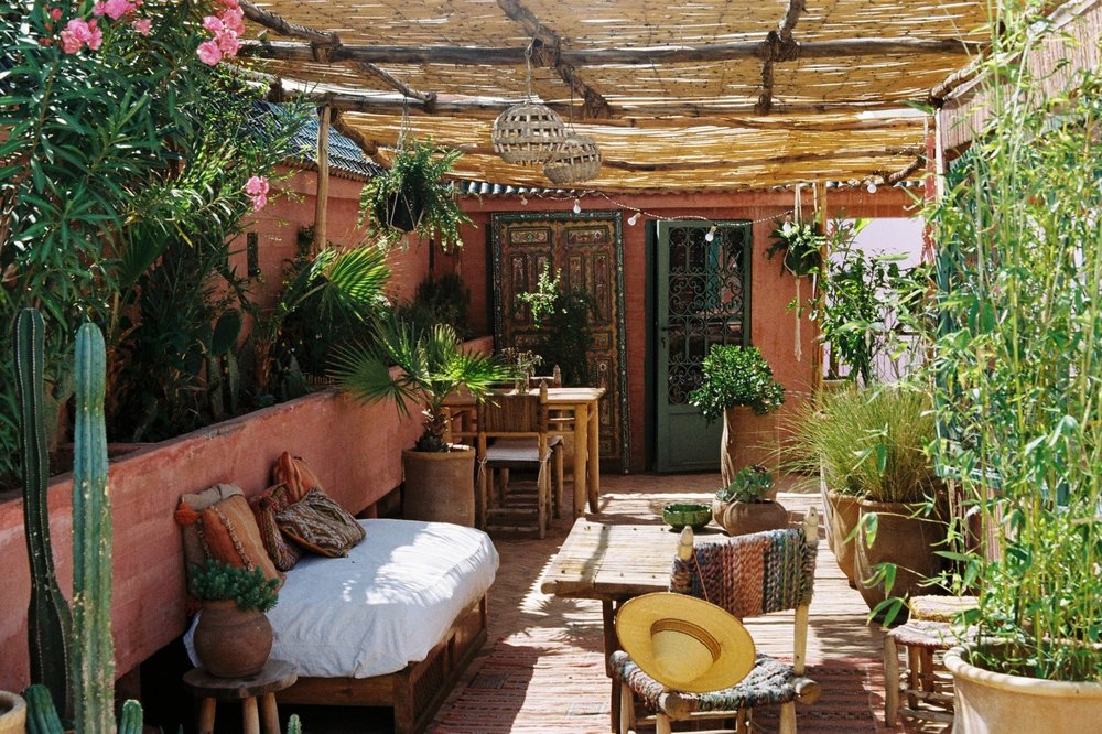 Riad Jardin Secret for ELSEWHERE -