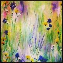 aromatherapy watercolor