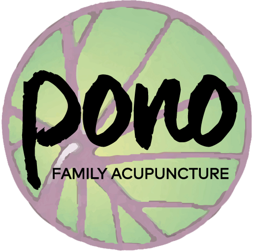 Pono – Our new acupuncture partner