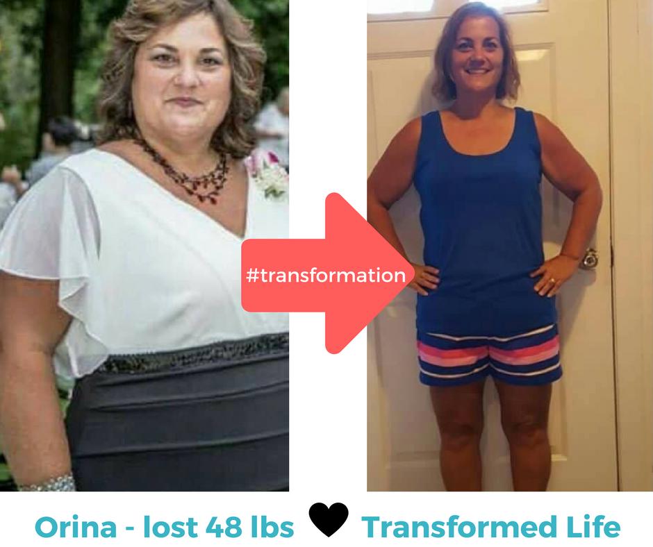 Copy of Orina - Lost 48 lbs