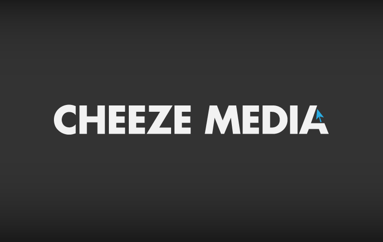 Cheeze Media Branding, UX/UI