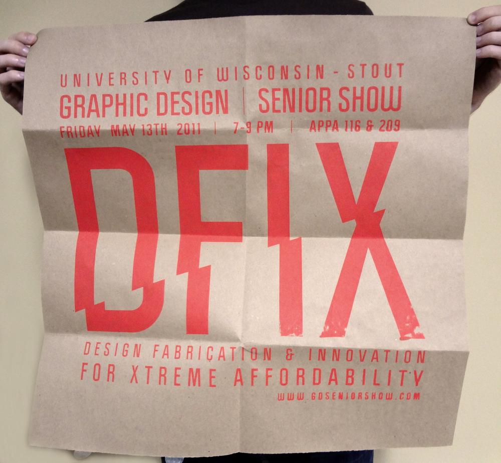 DFIX Mailer Print