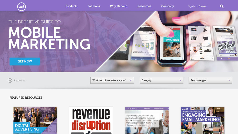 marketo.com - resources