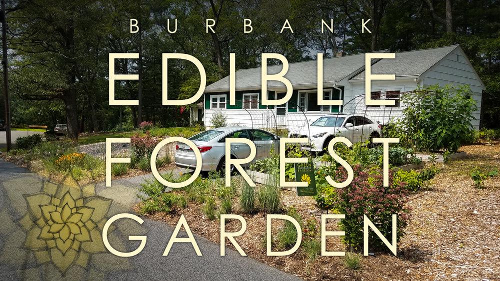 Burbank Edible Forest Garden