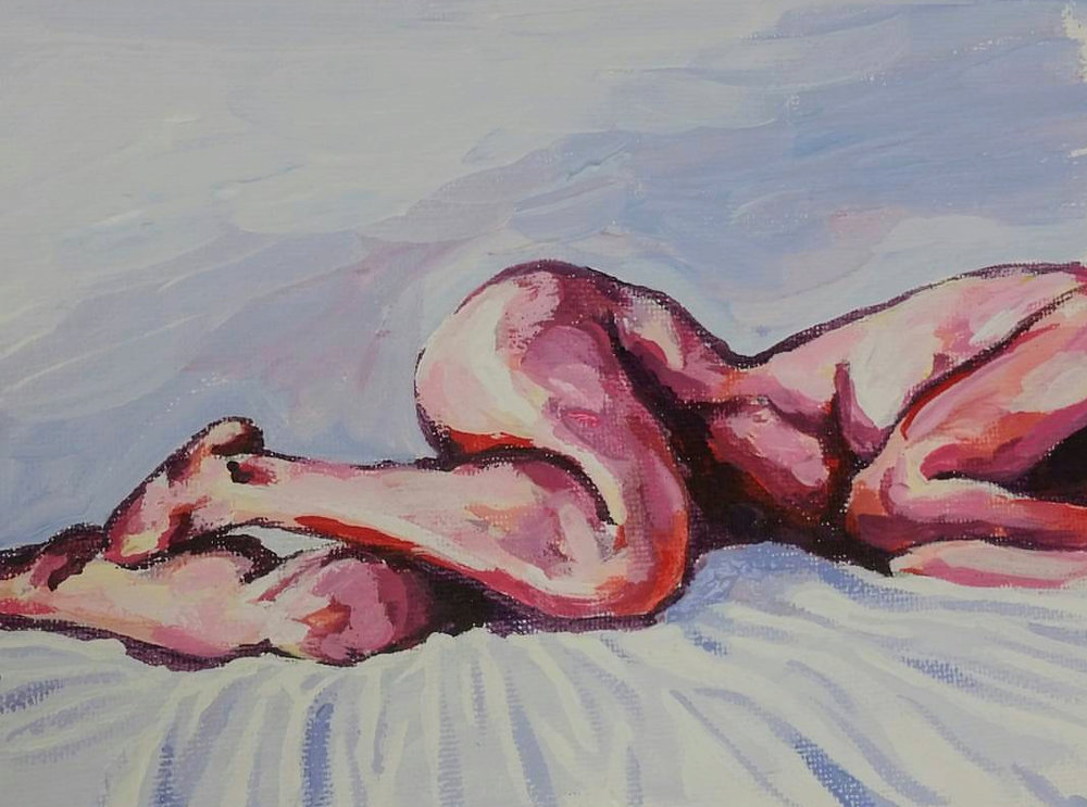 Clean Sheets, Acrylic