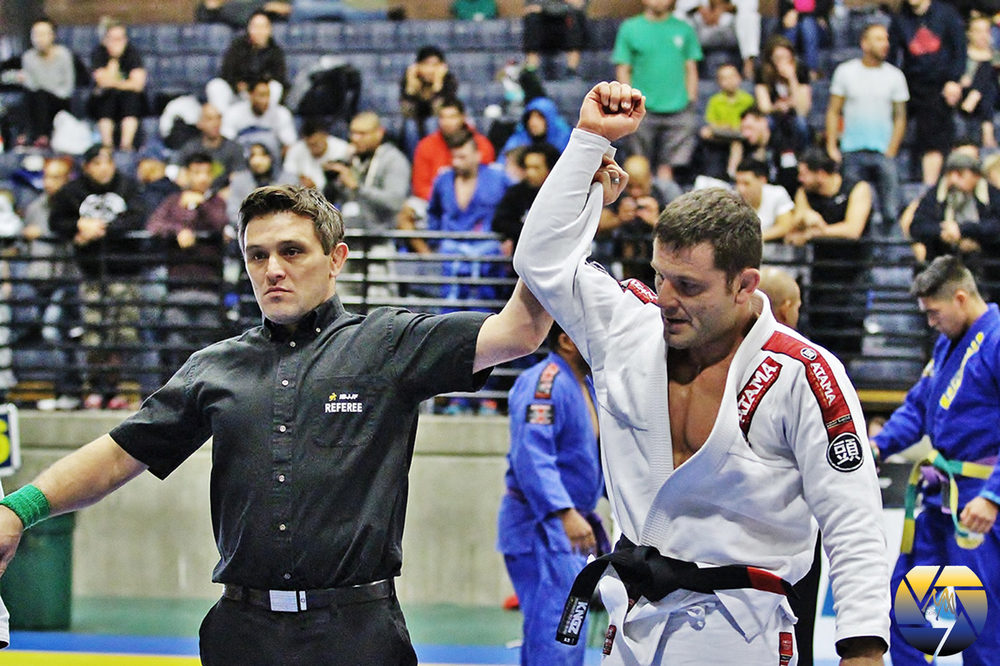 Professor Bruno Antunes, Brazilian born 2nd degree Black Belt & Current World Competitor - on the mats with his students daily.