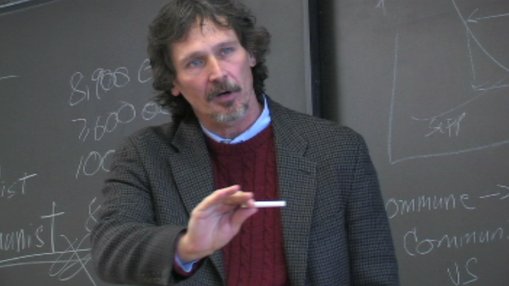 Tobias' 3,000th Professor