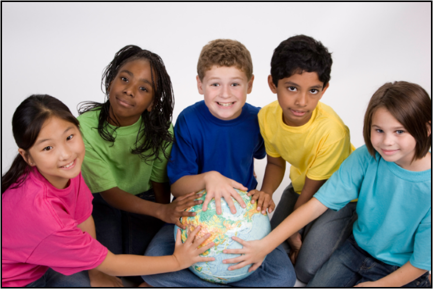 Kids with globe.png