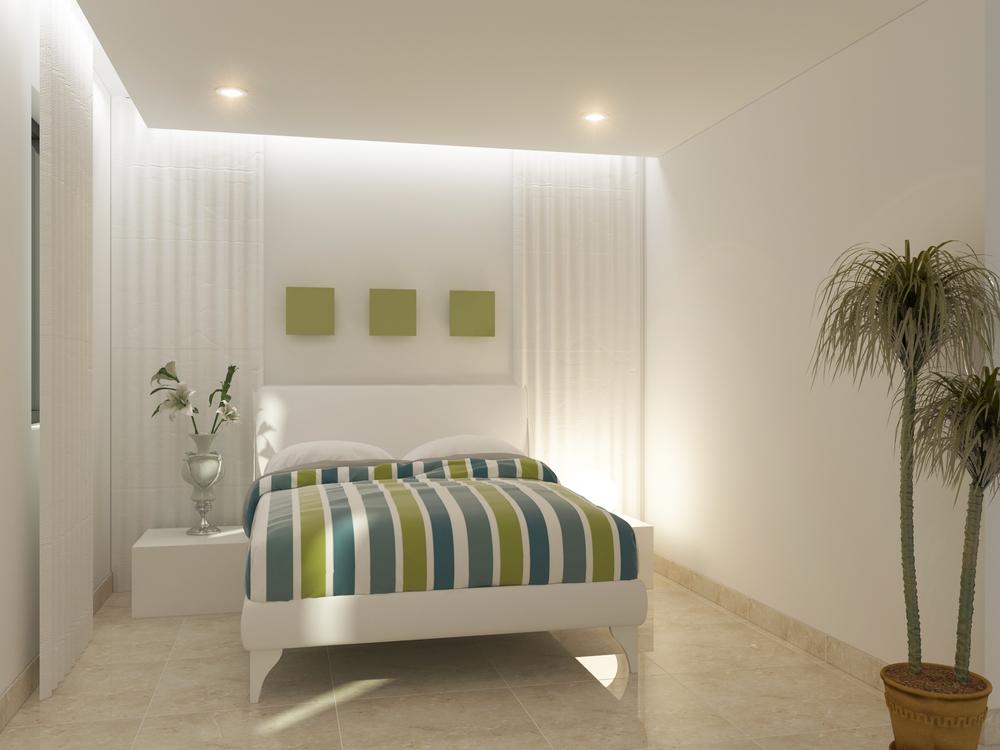 05. Mezzanine Front Bedroom