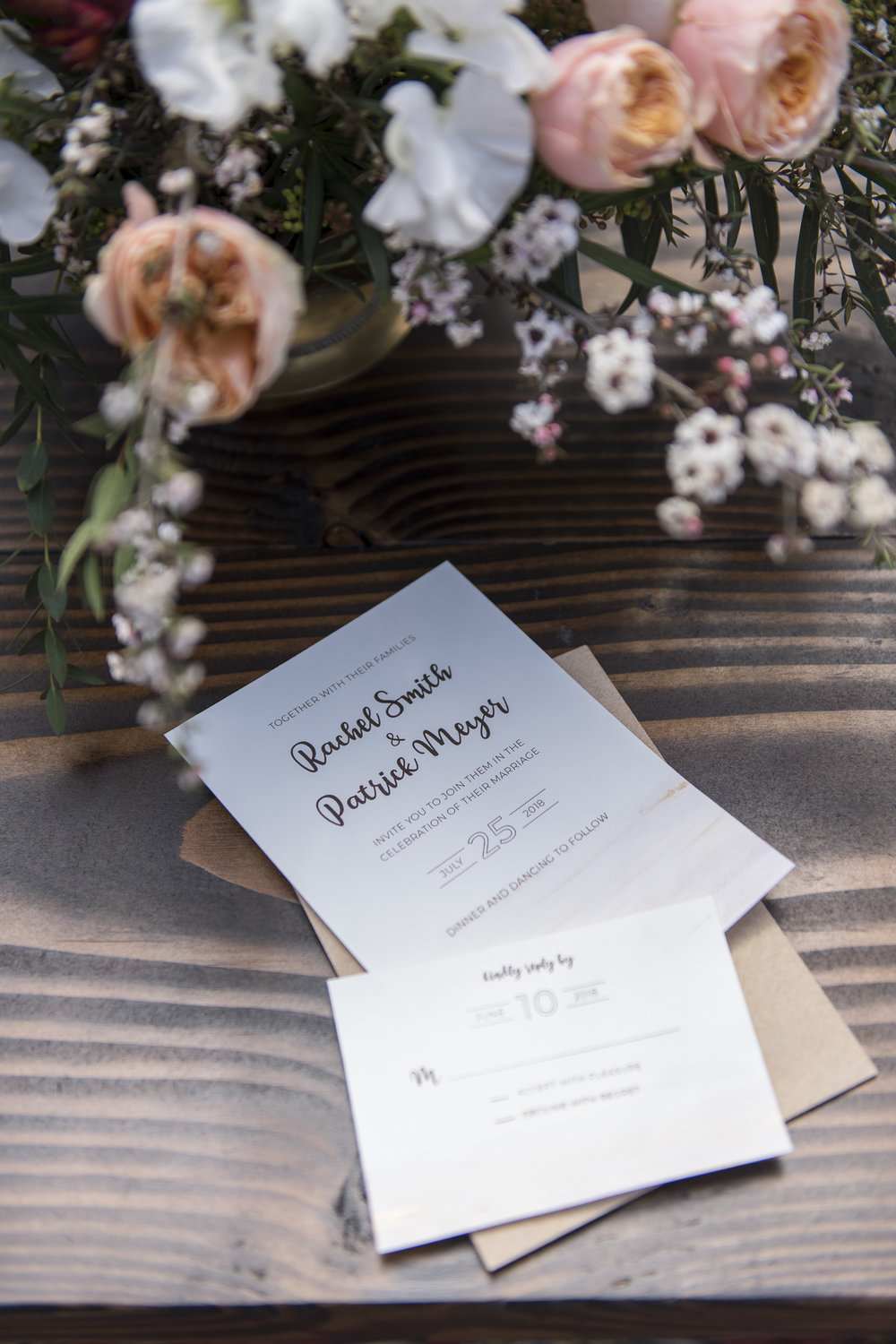 Invitations by Wild June  Photography by Rob Roscigno