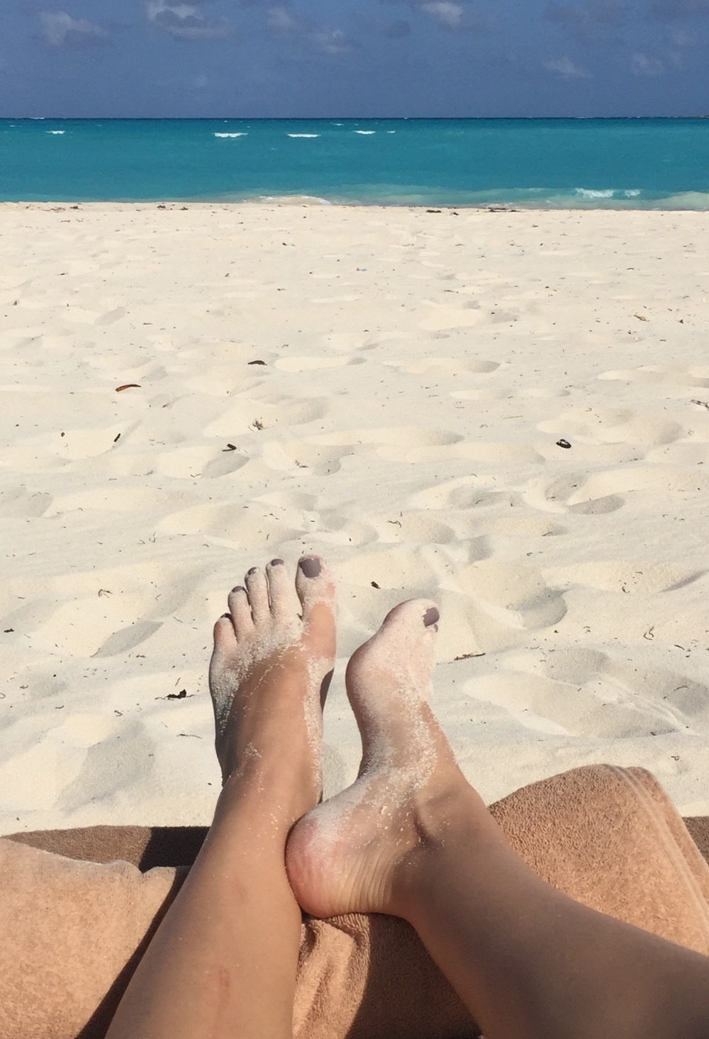The Sandals Emerald Bay Beach