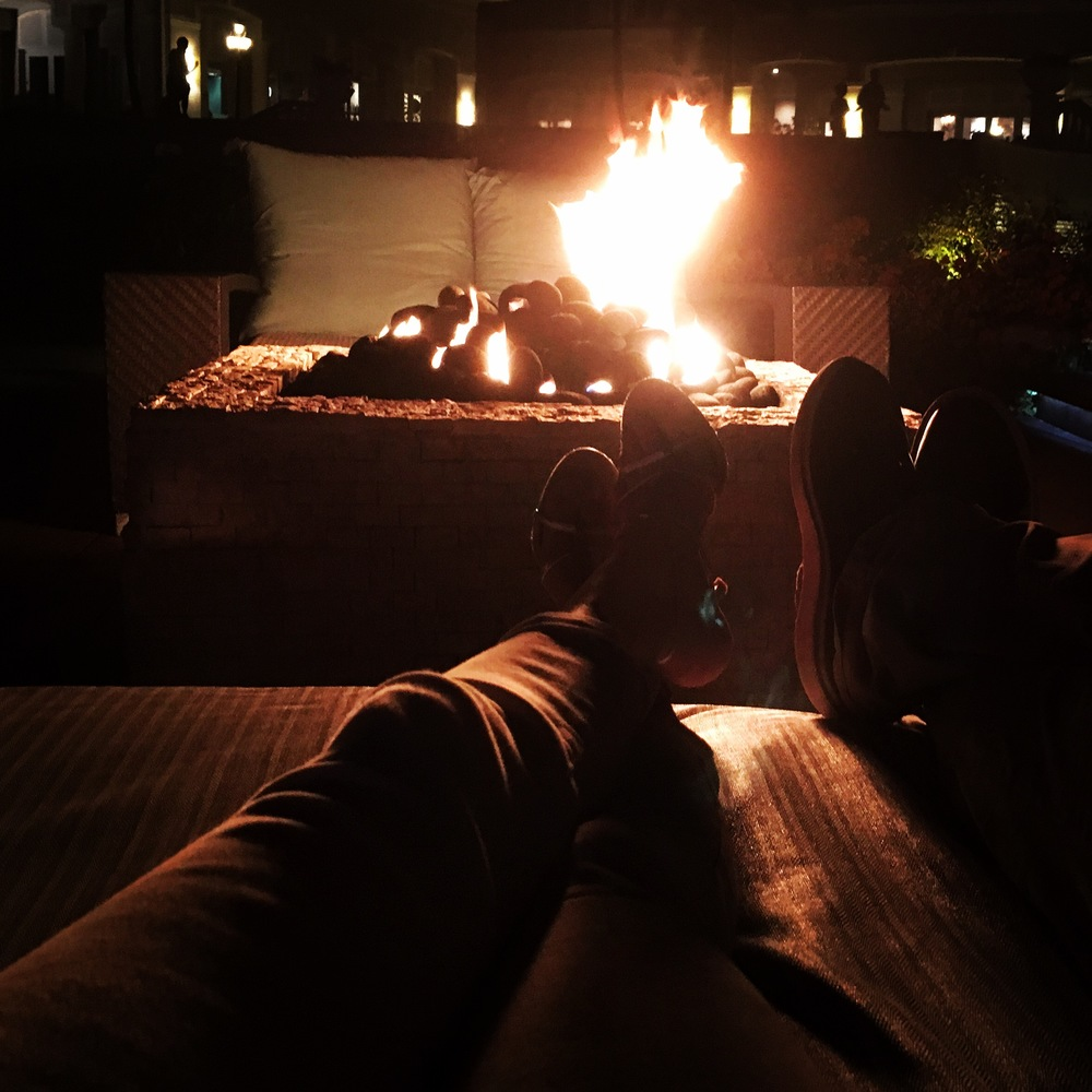 Fire Pits and Conversations
