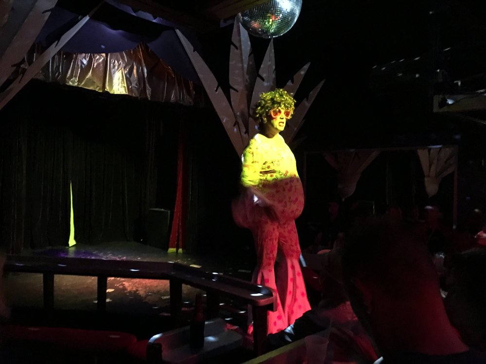 fantasy fest 2016 key west drag show 801 bourbon
