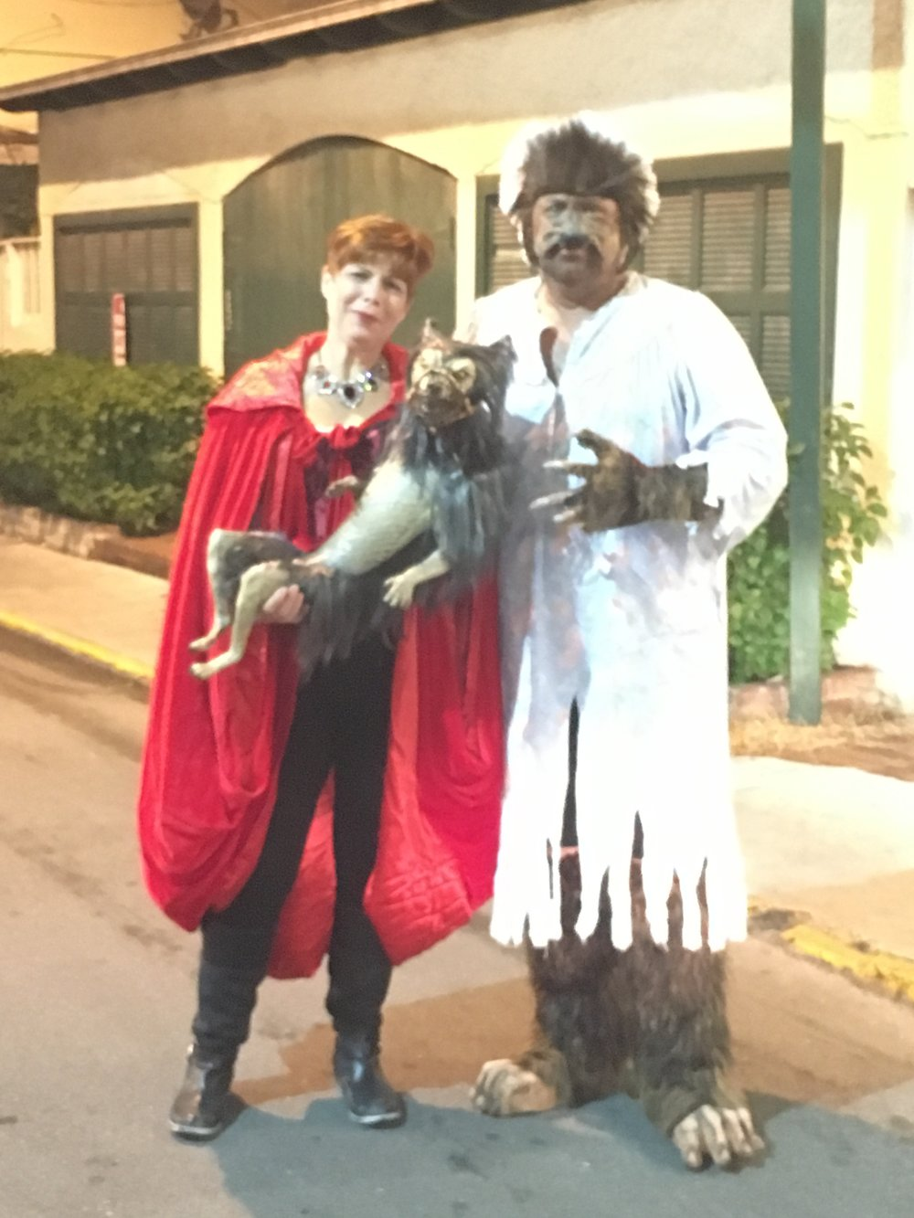 fantasy fest 2016 key west crowd shots pictures costumes demon dog evil