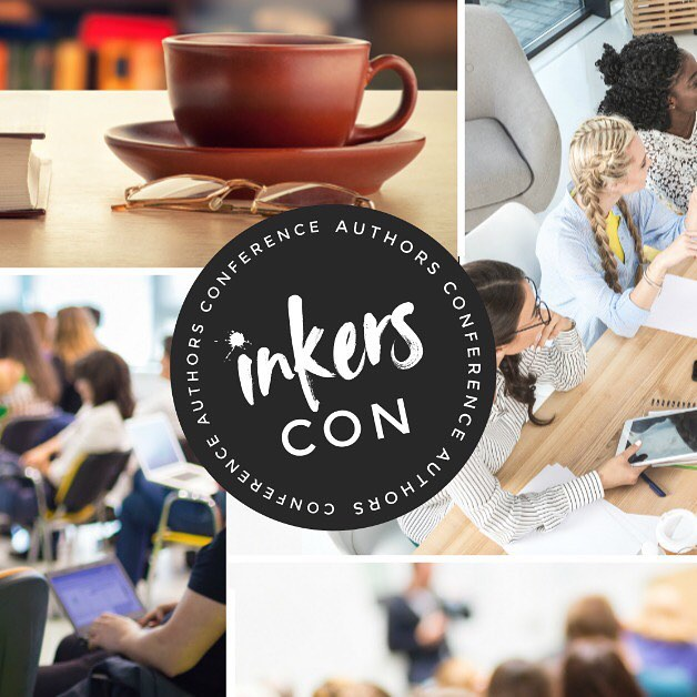 Are you an author or an aspiring author? If so, early registration for Inkers Con is officially open! Grab your spot while all levels are discounted! I'd love to see you in #Dallas! Click the link in my bio for info! 💻 #authorcon #writingconference #writersofinstagram #writing