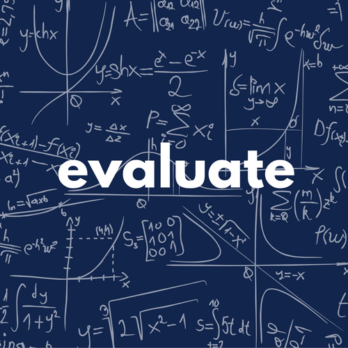 Measure effects of the program on sixth grade students' attitudes and behaviors. Understand effects of facilitation on college athletes' attitudes and behaviors. Communicate evaluation results to stakeholders.